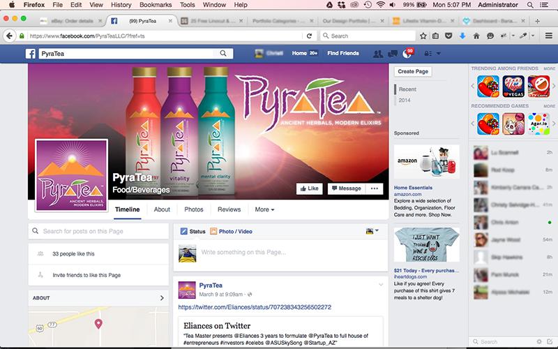 Website Design and Social Media - Portfolio | K2 Graphix | Graphic