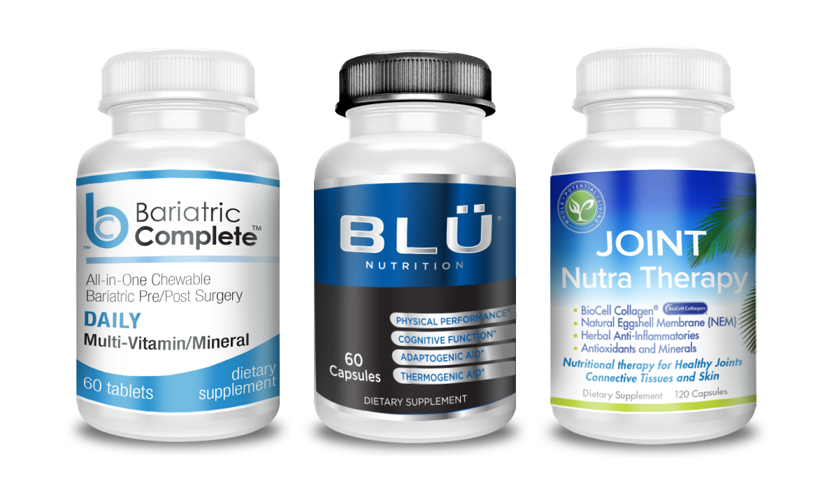 Dietary Supplements - Various | K2 Graphix | Graphic